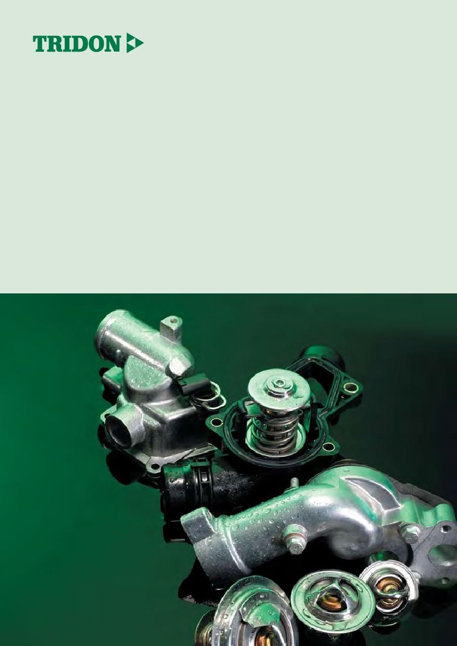 Tridon Thermostat TT523-160 High Flow