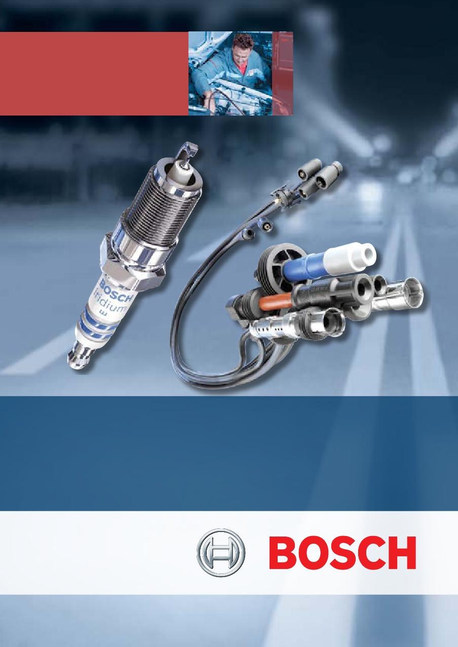 4x original Bosch bujía Iridium alfa romeo mito 1.4